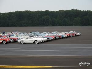 Corvette gathering