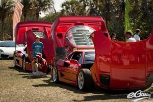 Ferrari F40 Ferrari F50