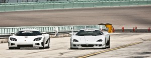Koenigsegg vs. SSC Ultimate Aero