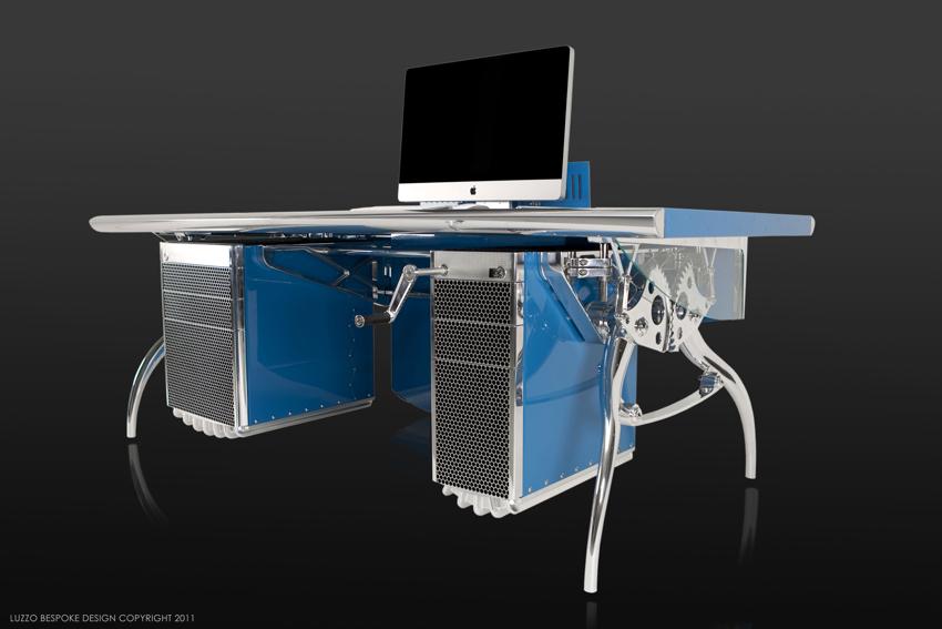 Luzzo bugatti desk