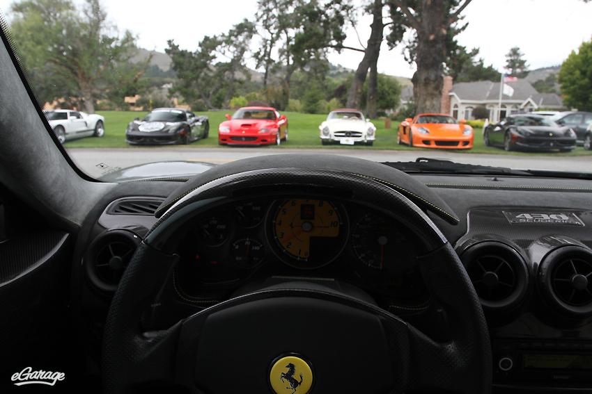 Ferrari eGarage