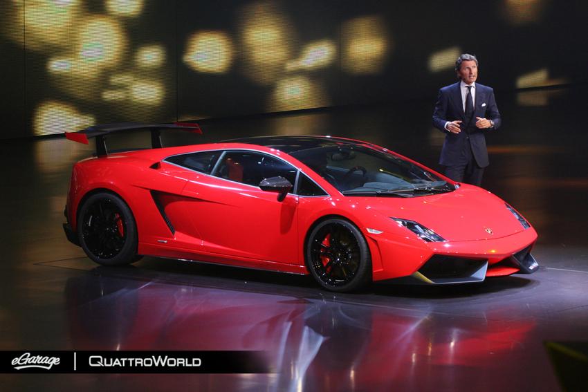 Lamborghini SuperTrofeo Winkleman
