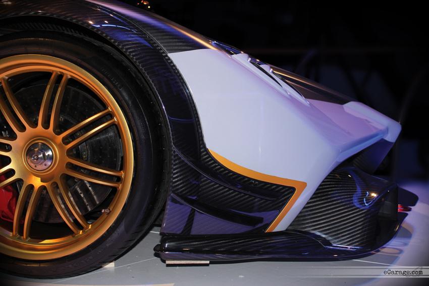 Pagani Zonda R wheel