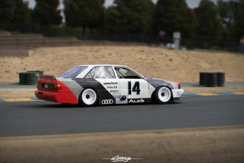 Audi 200 Quattro 1988