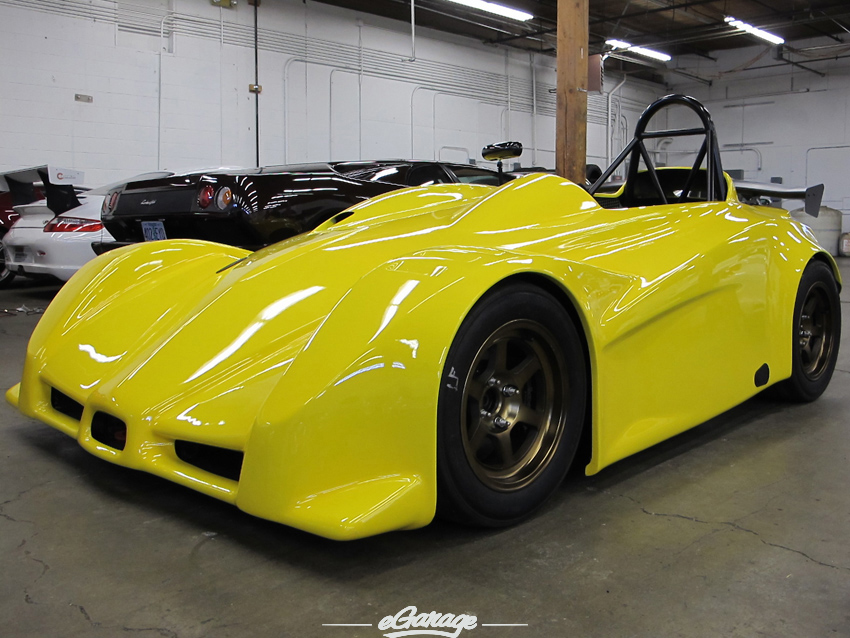 Palatov Motorsports D4