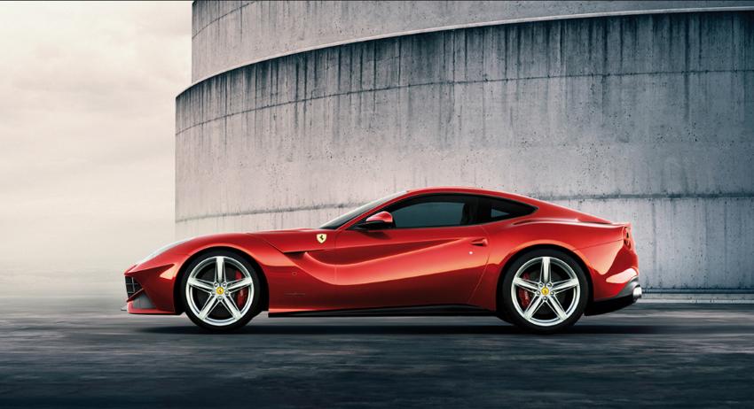 Ferrari V2 F12 Berlinetta