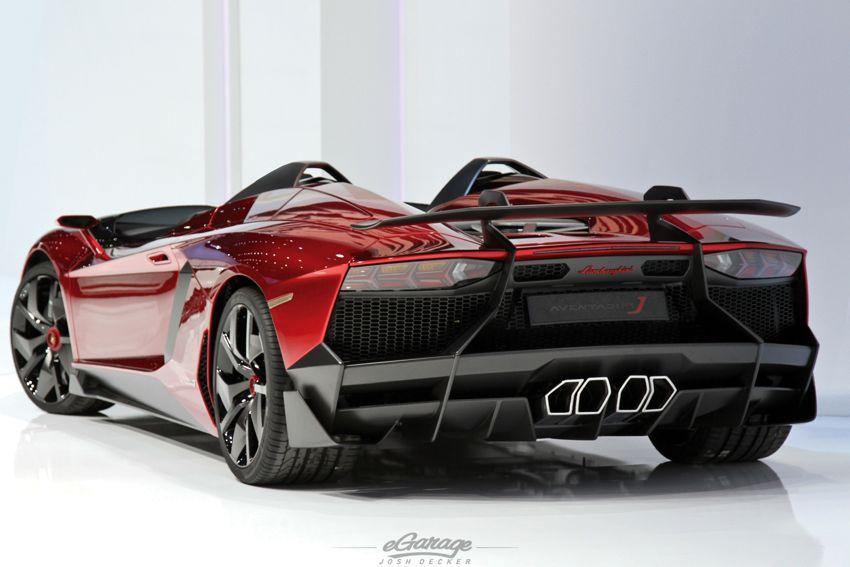 Lamborghini AvnetadorJ