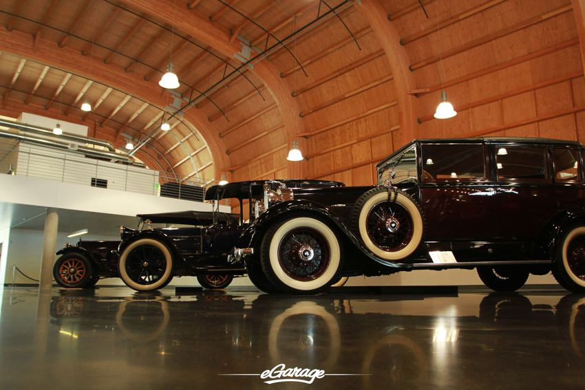 LeMay Museum Tacoma WA