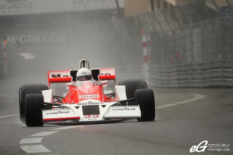 Monaco GP Historique