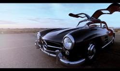 Mercedes Gullwing VIDEO