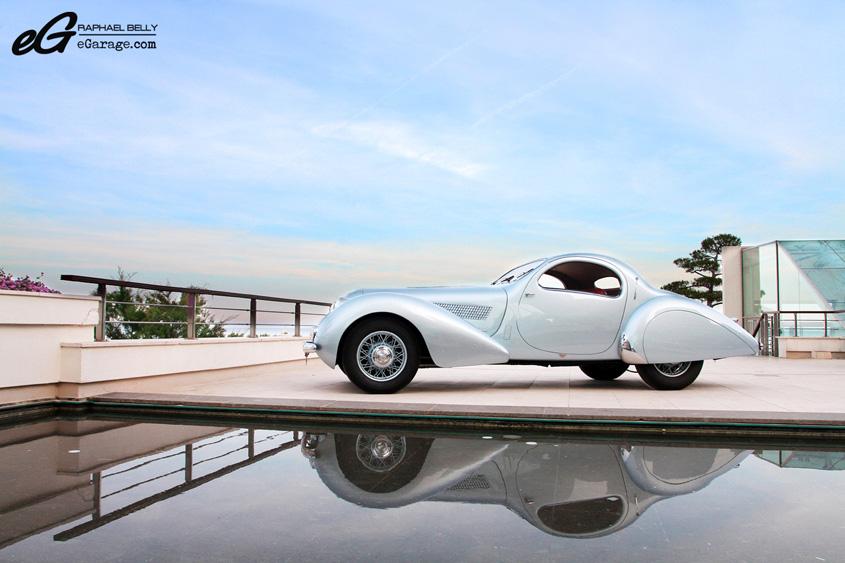 Talbot-Lago T23 TearDrop