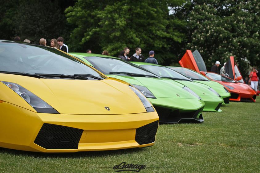Chateau Ste. Michelle Lamborghini