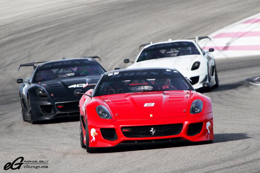 Ferrari Corse Clienti