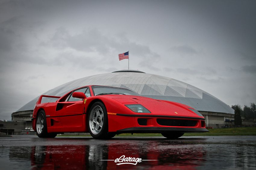 F40 LeMay Museum