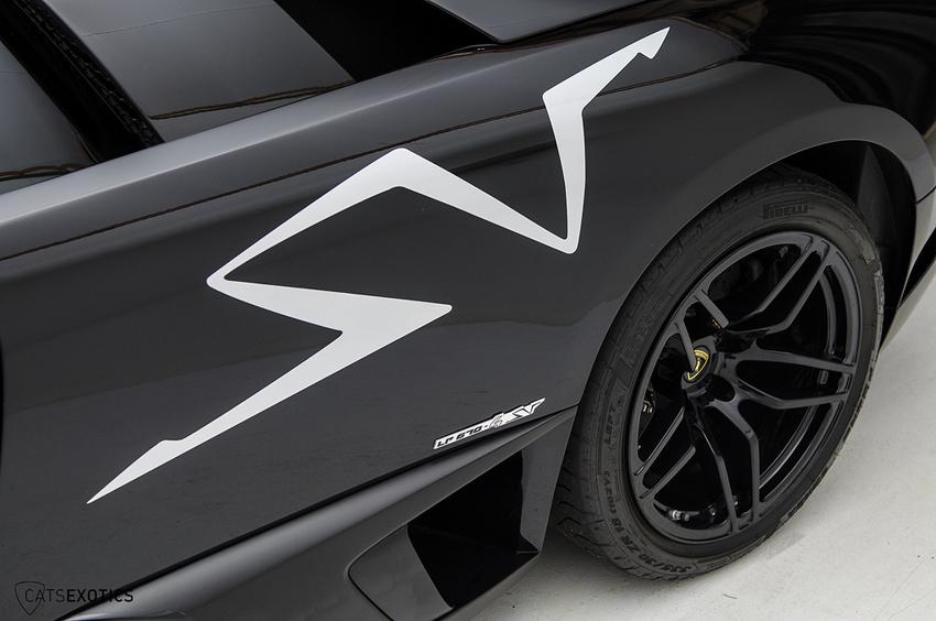 Lamborghini LP-670 SV