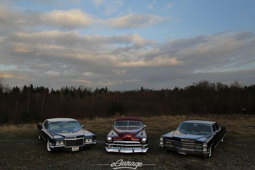 3 Cadillacs-eGarage