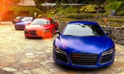 Audi R8 Lineup