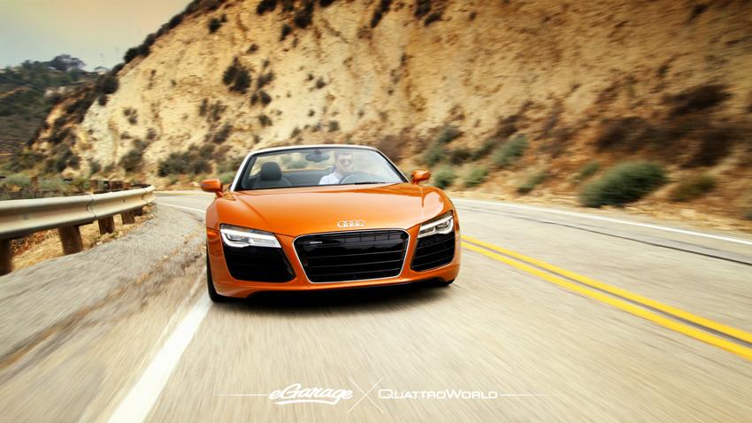 Orange R8 1