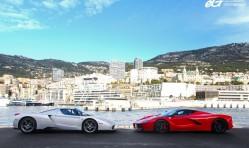 LaFerrari and Ferrari Enzo
