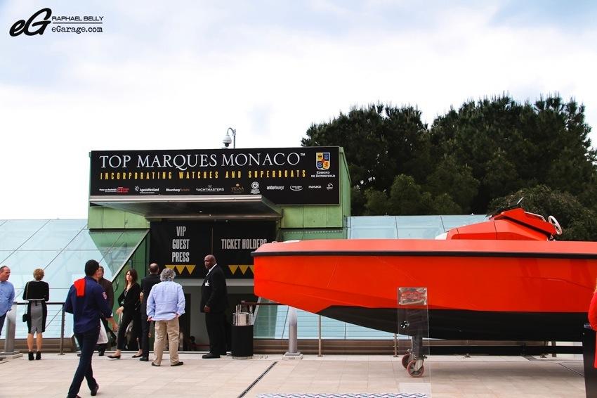 GrimaldiGrimaldi Top Marques Monaco 2014