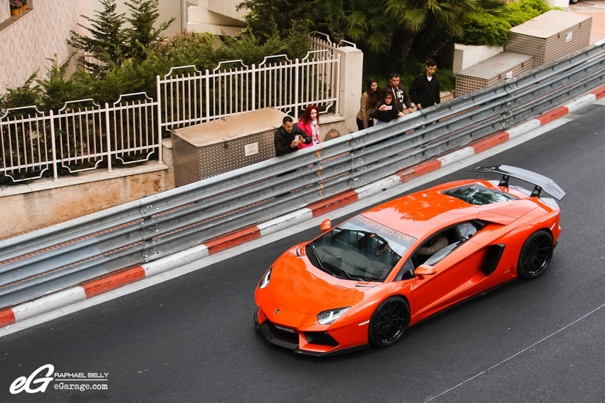 Lamborghini Top Marques Monaco 2014