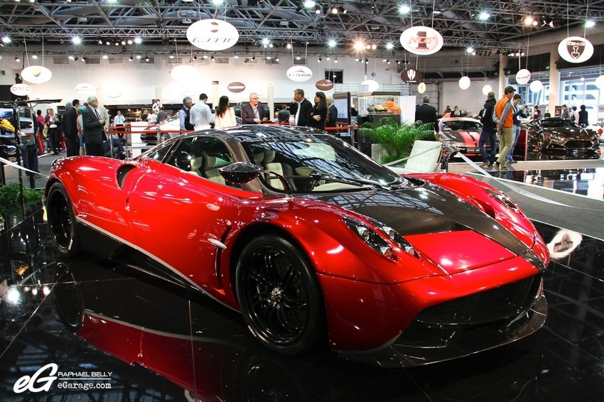 Pagani Top Marques Monaco 2014