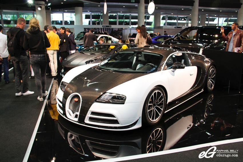 Bugatti Top Marques Monaco 2014