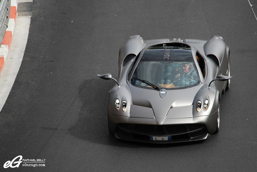 Pagani Huayra Top Marques Monaco 2014