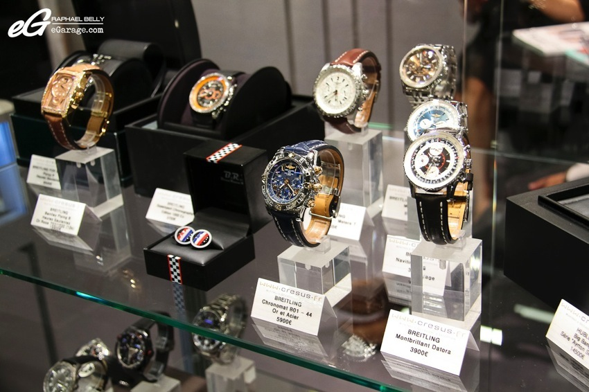 Watches Top Marques Monaco 2014