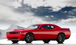 2015 Dodge Challenger SRT Supercharged