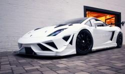 Lamborghini eGarage
