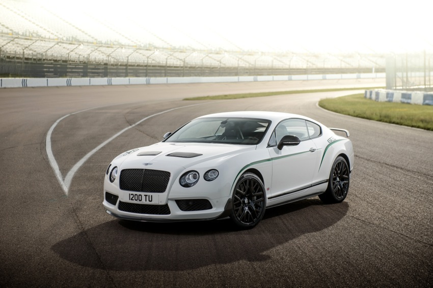 Bentley Continenetal GT3-R