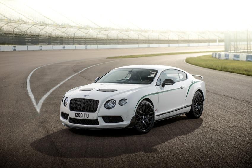 Bentley Continenetal GT3-R