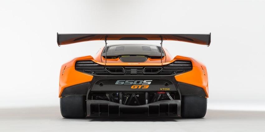 McLaren 650S GT-3