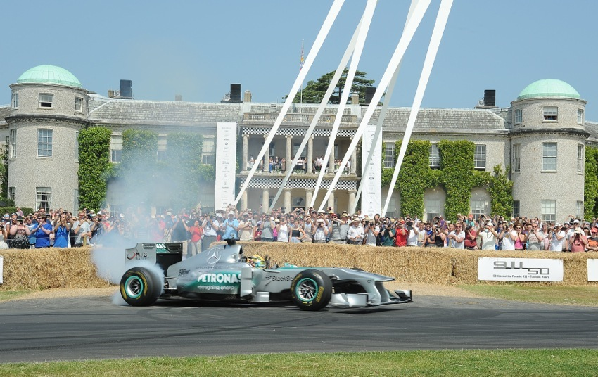 Mercedes-Benz Goodwood Festival of Speed