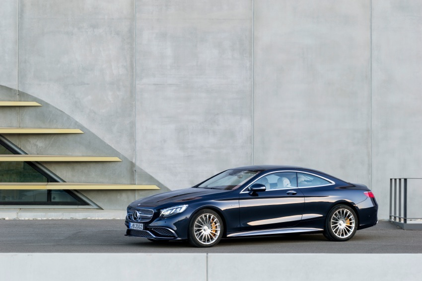 14C598 065 Mercedes Benz S65 AMG Coupe