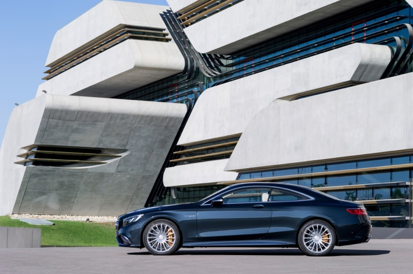 14C598 075 Mercedes Benz S65 AMG Coupe