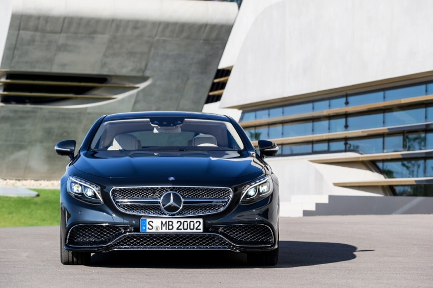 14C598 078 Mercedes Benz S65 AMG Coupe