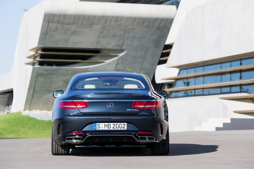 14C598 079 Mercedes Benz S65 AMG Coupe