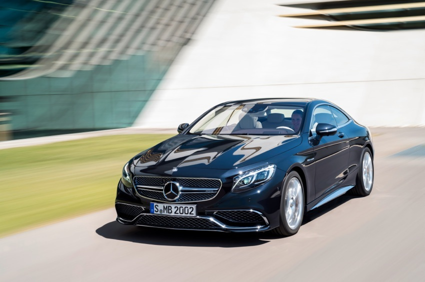 14C598 086 Mercedes Benz S65 AMG Coupe