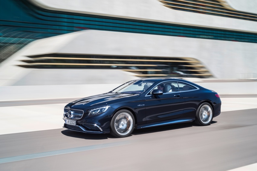 14C598 090 Mercedes Benz S65 AMG Coupe