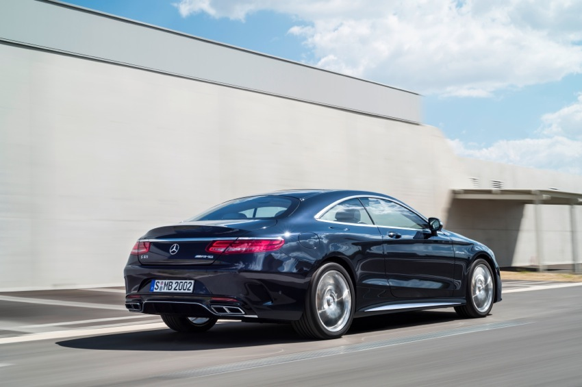14C598 101 Mercedes Benz S65 AMG Coupe