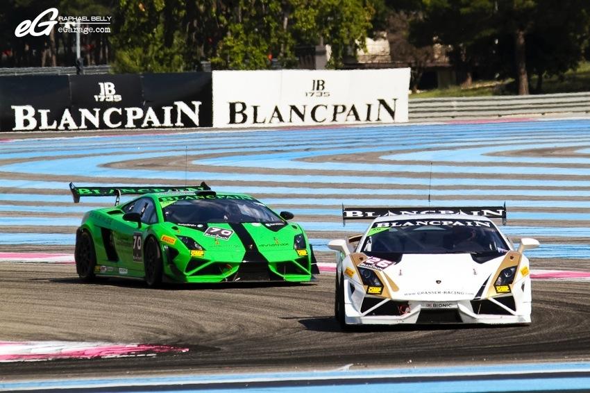 Lamborghini Super Trofeo Blancpain
