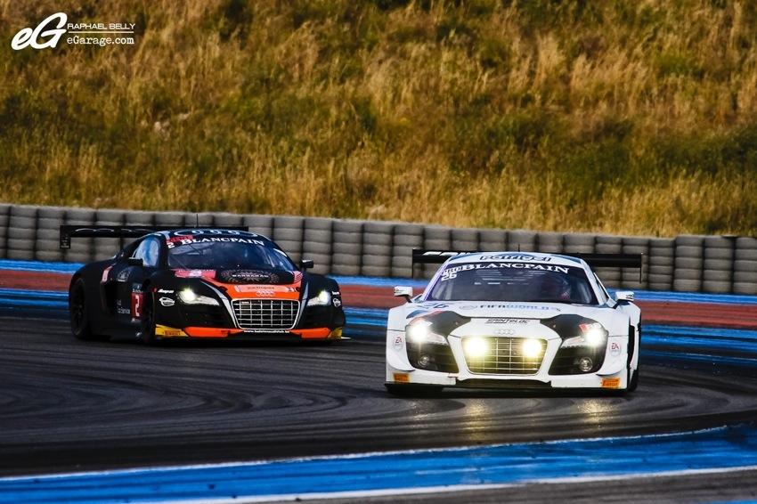 Audi R8 LMS Blancpain
