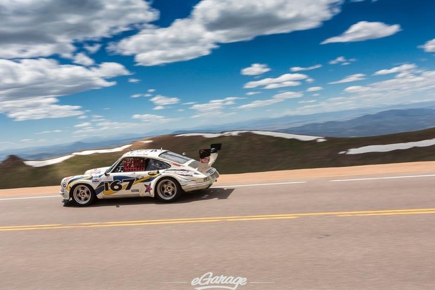 Pikes Peak 2014 Porsche