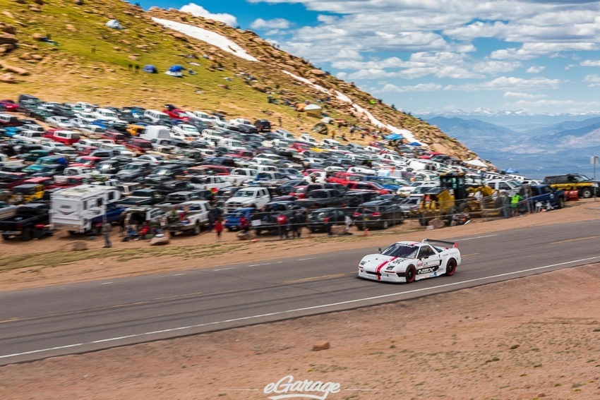 Pikes Peak 2014 spectators