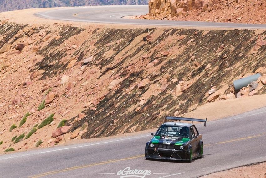 Pikes Peak racecar