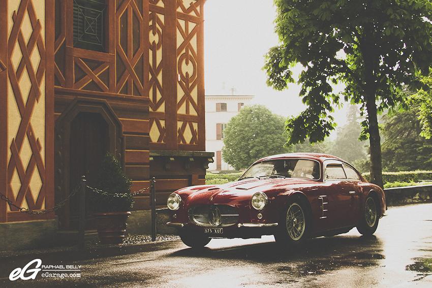 Maserati Villa d'Este