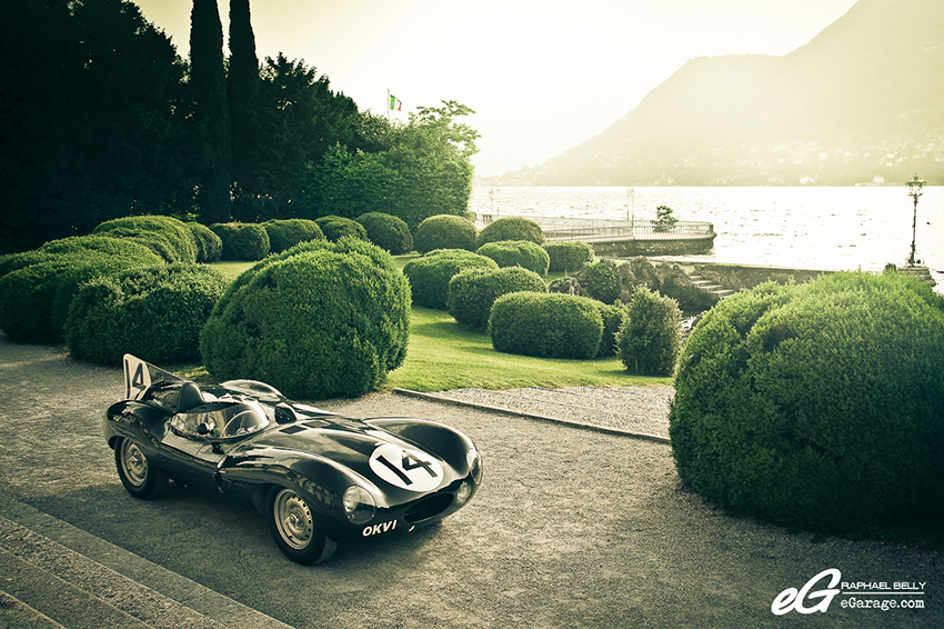 Jaguar Lake Como