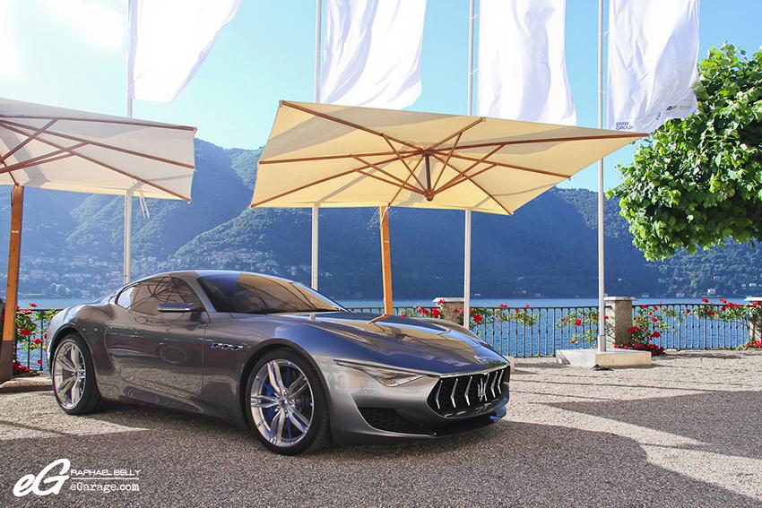 Maserati Alfieri Lake Como